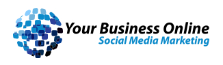 Logo social media marketing bedrijf Your Business Online