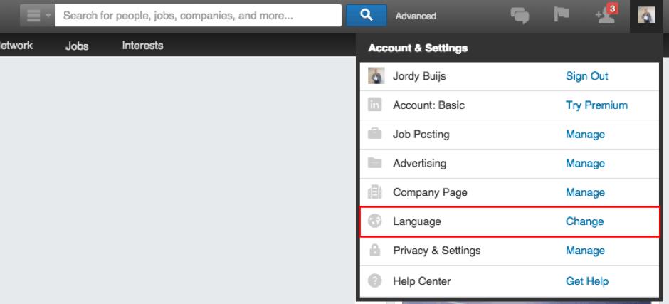 Tweetalig-LinkedIn-profiel-aanmaken