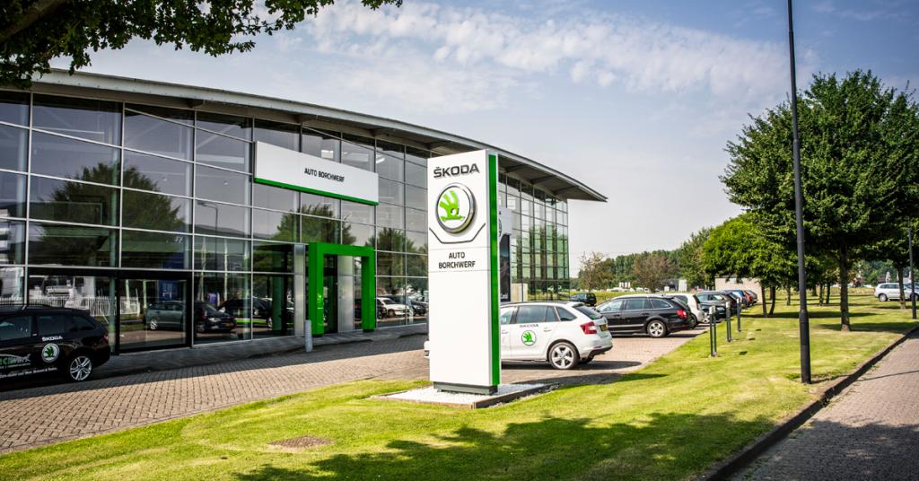 Auto Borchwerf is de officiële Volkswagen, SEAT en SKODA-dealer
