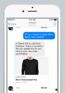 Smartphone en Facebook marketing uitbesteed