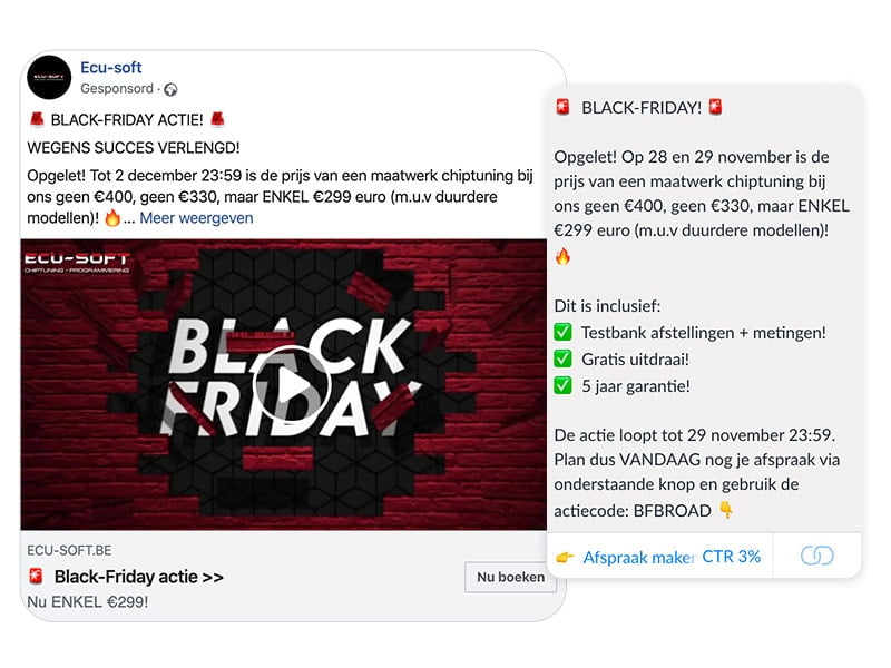 chatbot black friday